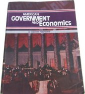 American Goverment and Economics